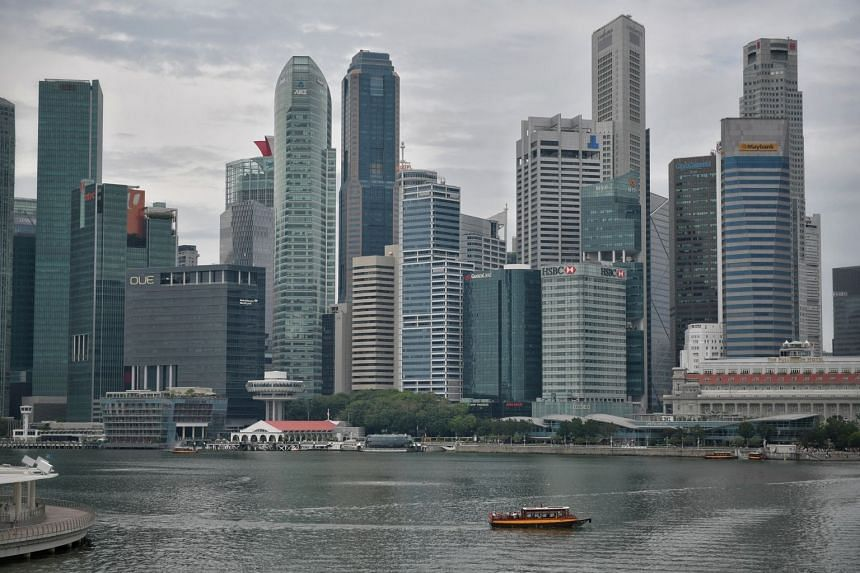 For 2018, Singapore's economy is expected to grow by 3.3 per cent, a tad up from September's forecast of 3.2 per cent.