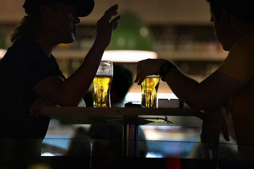 The second Singapore Mental Health Study conducted in 2016 found that while alcohol abuse is a growing problem here, sufferers have been seeking help earlier.