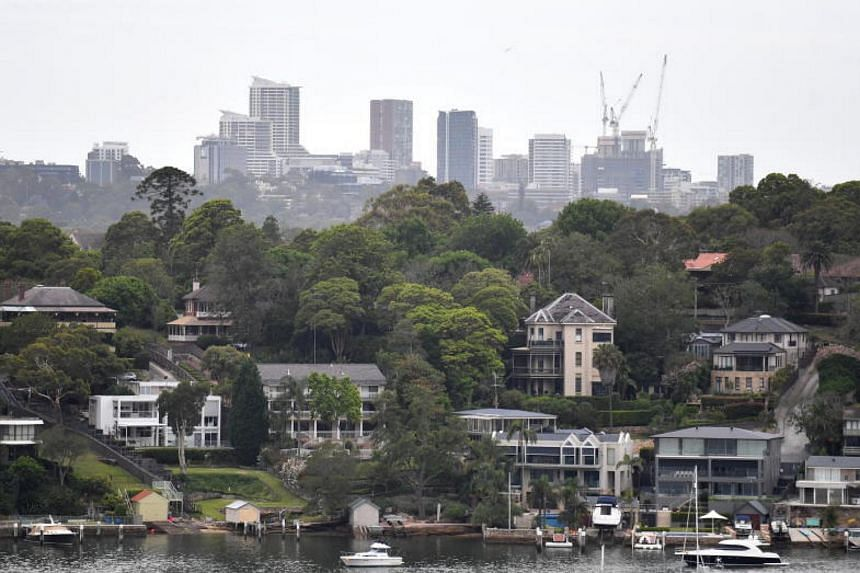 Data shows that average Sydney home values have fallen 10.1 per cent since their 2017 peak.