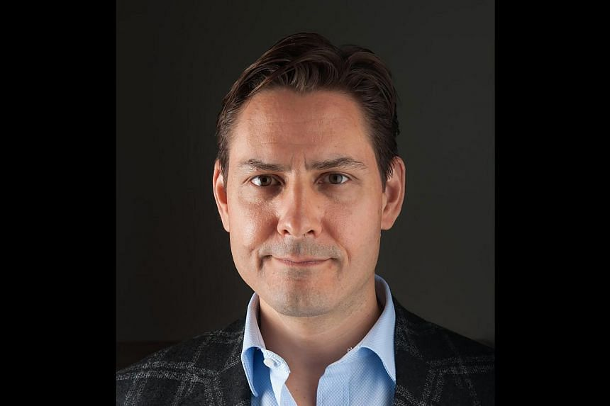 Michael Kovrig's detention comes after police in Canada arrested the chief financial officer of China's Huawei Technologies on Dec 1.