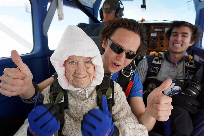 This 102-Year-Old Great-Granny Is The