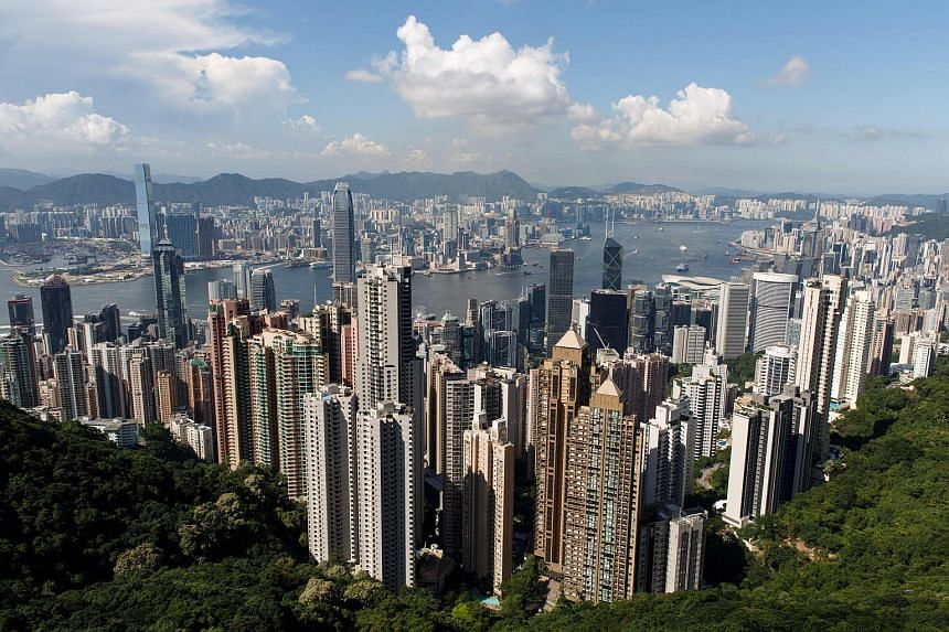 Hong Kong has long been locked in a battle with Asian peers such as Singapore and Shanghai for the title of the region's premier financial center.