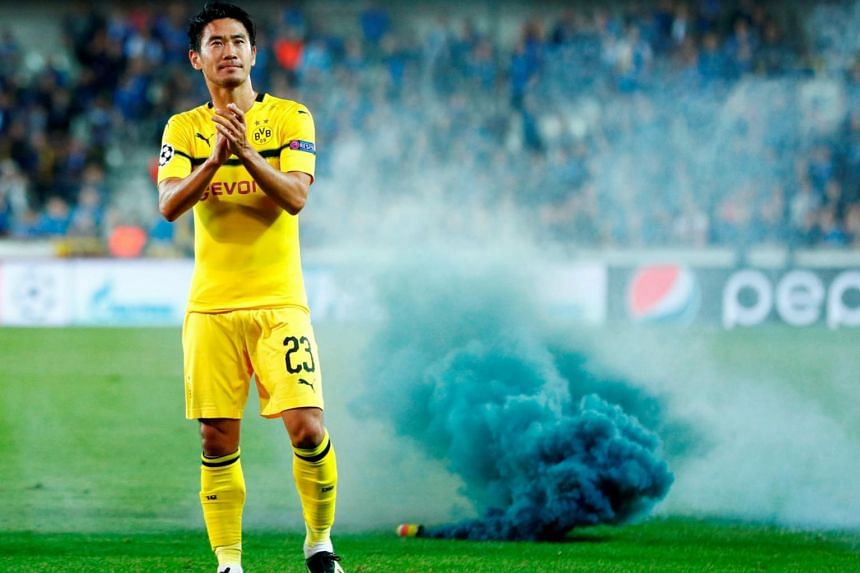 Former Manchester United star Shinji Kagawa was dropped from Samurai Blue in favour of young Europe-based talents.