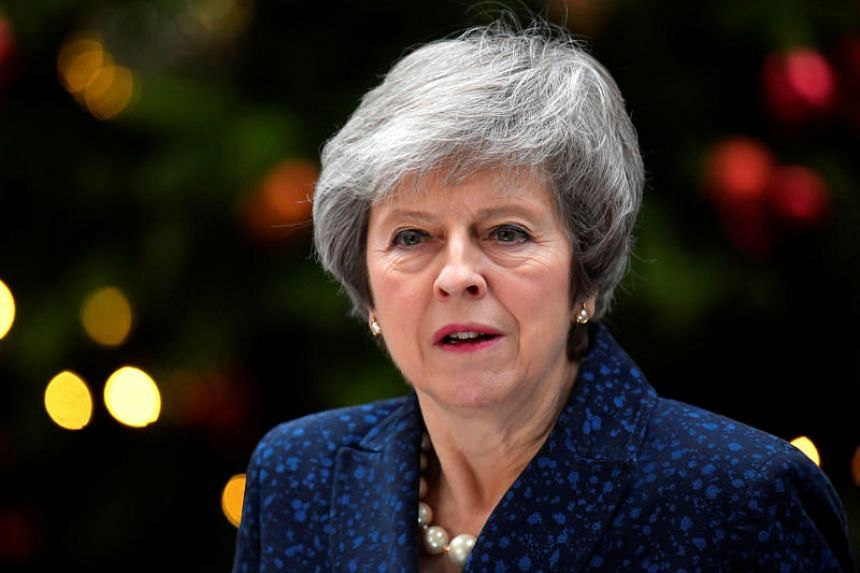 British Prime Minister Theresa May has vowed to fight on as a leader, but if she loses the confidence vote on Dec 12, a contest to replace her will begin.