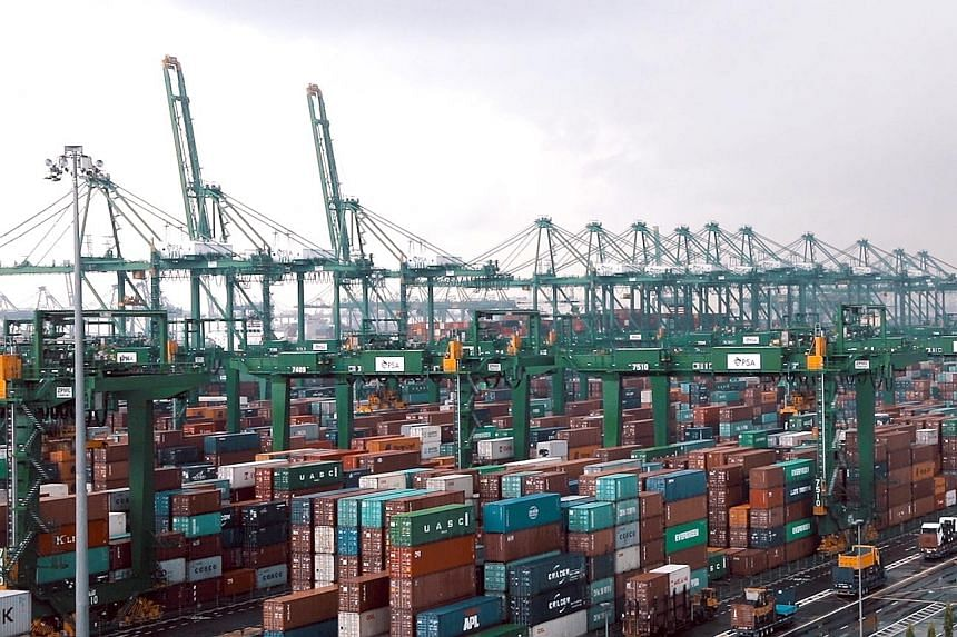The next-generation facility - expected to be fully operational by 2040 - will allow up to 65 million TEUs (20-foot equivalent units) to be handled a year.