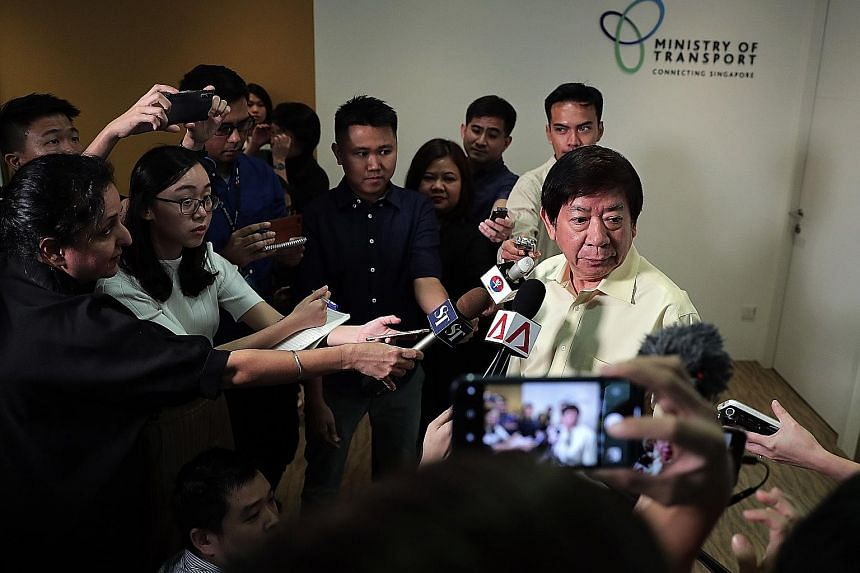 Speaking to the local media, Coordinating Minister for Infrastructure and Minister for Transport Khaw Boon Wan said the Republic is committed to talks with Malaysia.