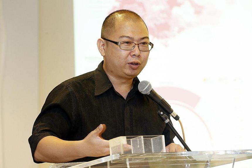 Mr Terry Xu Yuan Chen allegedly published an article involving comments made by MP Seah Kian Peng and alleging corruption by top government officials without verifying the identity of the author.