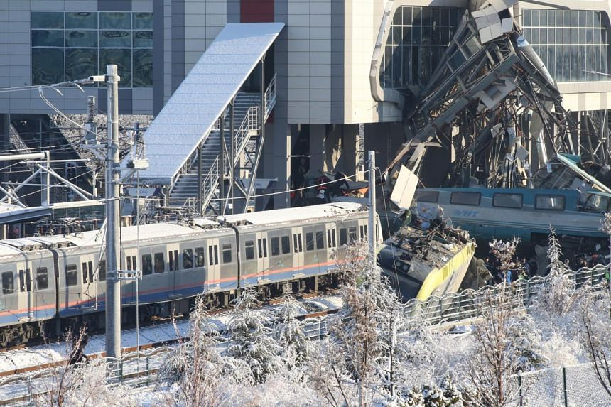 The Ankara public prosecutor has launched an investigation into the crash.