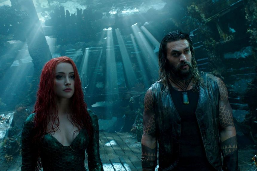 Aquaman is the superhero origin story re-imagined as a psychedelic fairy tale.