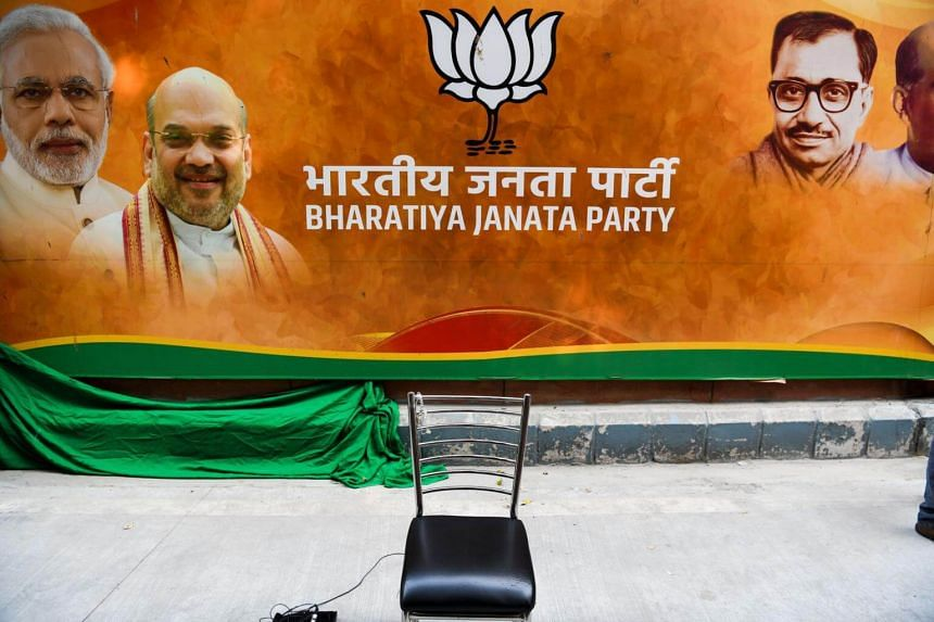 The Bharatiya Janata Party said the gathering is a regular quarterly meeting but the losses in its stronghold states of Madhya Pradesh, Chhattisgarh and Rajasthan are likely to dominate discussions.