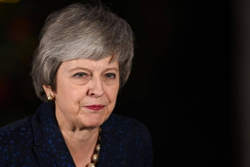 British PM Theresa May won a vote of confidence in her leadership of the Conservative Party, with Tory members of Parliament backing her by 200 to 117 in the secret ballot.