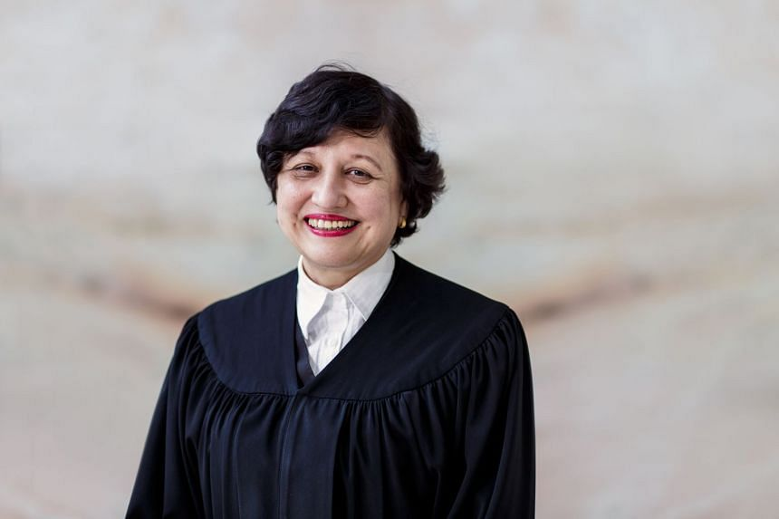 Justice Judith Prakash has served more than two decades in the Supreme Court.