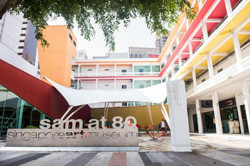 There will be a teaser event for the sixth Singapore Biennale  at Singapore Art Museum at 8Q on Jan 26, 2019.
