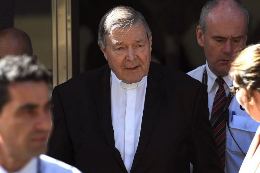 Cardinal George Pell had taken a leave of absence from the Vatican's third-most powerful position, as the economy minister, to fight the charges.