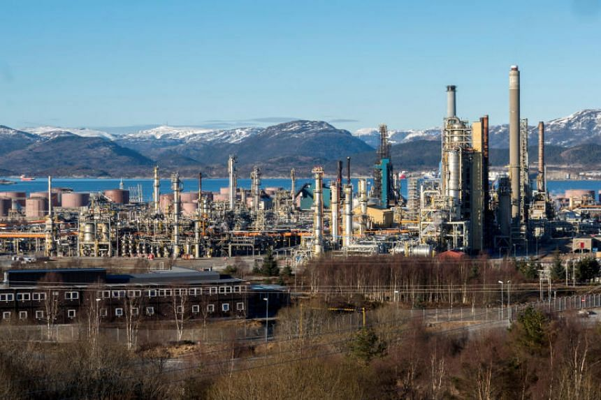 Norway estimates that about 55 per cent of its resources are still in the ground after discovering oil in the late 1960s.