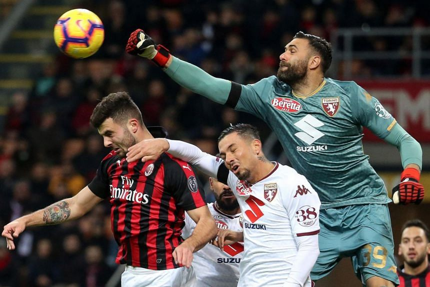 Eleven Sports has the UK rights to Serie A (above), LaLiga and UFC, among other sports.