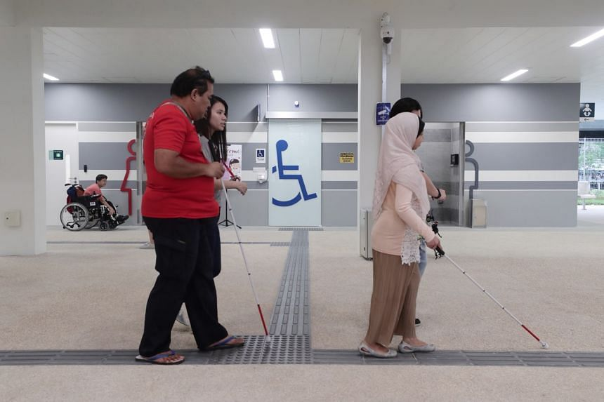 The software can also learn to detect intrusion into bus bays, unattended bags or people using walking sticks, while sensors in toilets monitor air quality and alert staff when they need cleaning.