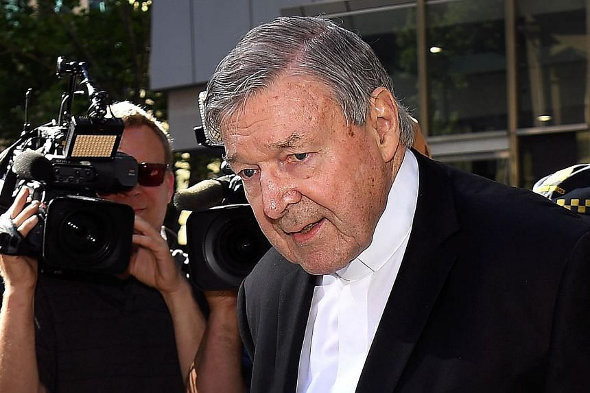 Cardinal George Pell, who has declared his innocence, had taken a leave of absence from the Vatican's third most powerful position, as the economy minister, to fight the charges.