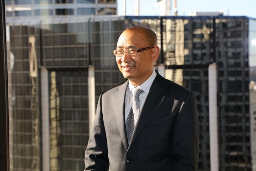 "AIMS Property Fund chairman George Wang also said the fund is ""strategically positioned"" to take advantage of a downturn in the Australian commercial real estate market, which has begun to show signs of weakening."
