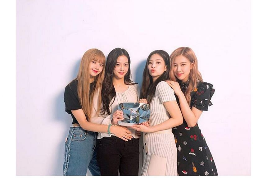 K-pop girl group Blackpink Singapore show's tickets on