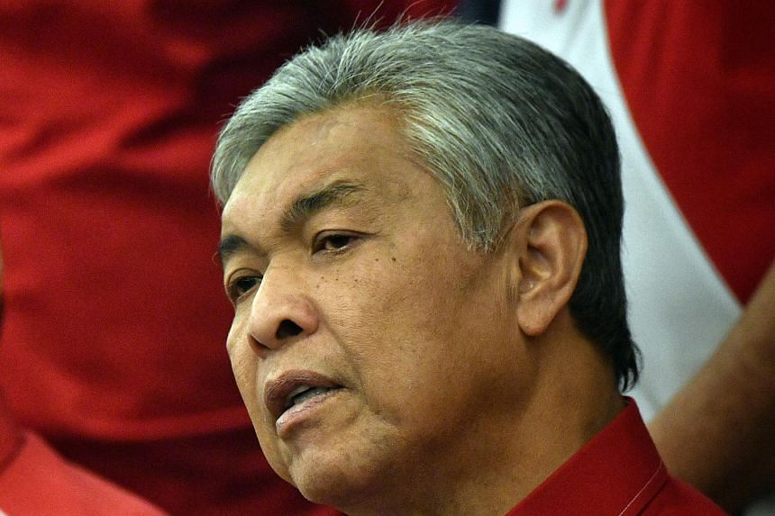 Former deputy prime minister Ahmad Zahid Hamidi was accused of committing CBT by dishonestly giving a loan to Armada Holdings.