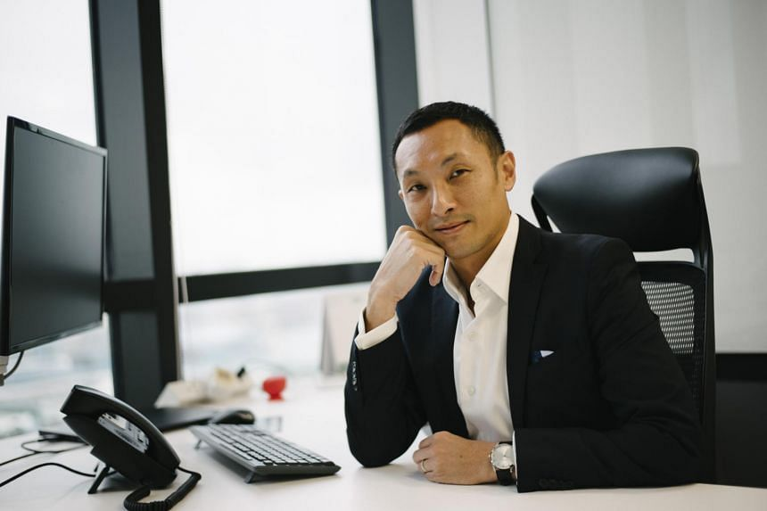 Vincent Phang (pictured) will be replacing retiring Woo Keng Leong, who will serve as postal adviser to the SingPost group with effect from April 1, 2019, to ensure a smooth transition.