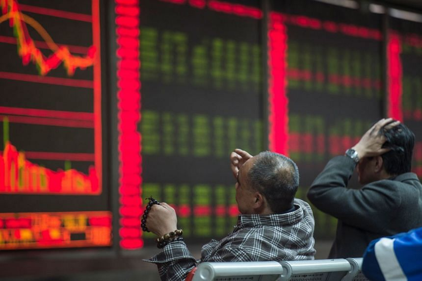 Languishing in a bear market, all 10 industry groups on the CSI 300 Index are on track to drop about 10 per cent or more this year, one of the broadest sell-offs since the global financial crisis.