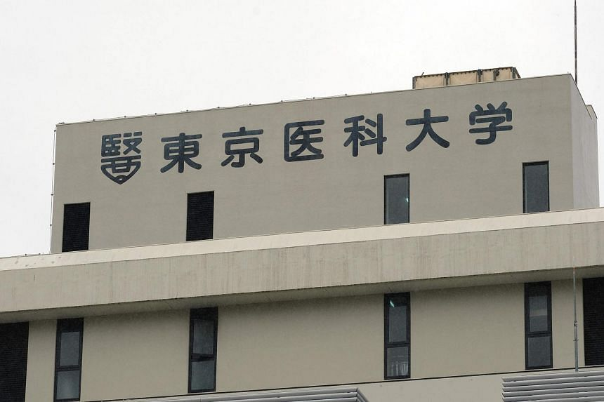 In 2018, the ratio of women accepted to Tokyo Medical University after the first round of tests was 14.5 per cent, compared with 18.9 per cent for men.