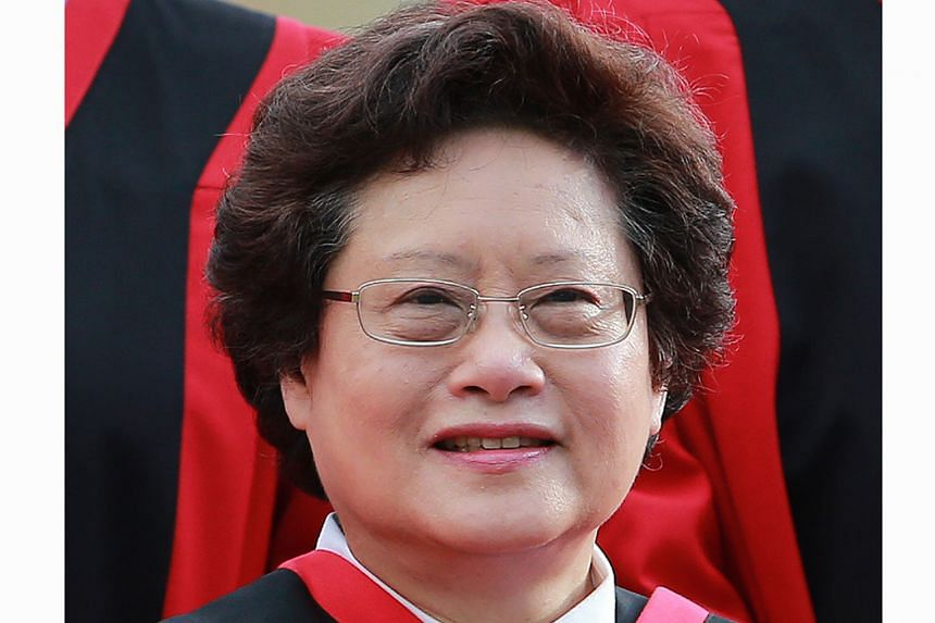 Judge of Appeal Judith Prakash will have her term extended by three years, while High Court judges Chan Seng Onn, Lee Seiu Kin, Belinda Ang (above) and Choo Han Teck will have their tenures extended by two years.