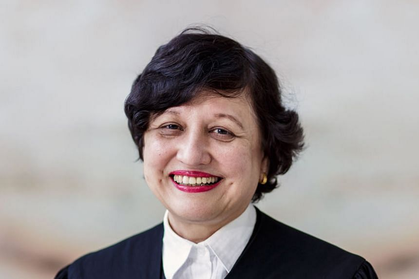 Judge of Appeal Judith Prakash (above) will have her term extended by three years, while High Court judges Chan Seng Onn, Lee Seiu Kin, Belinda Ang and Choo Han Teck will have their tenures extended by two years.