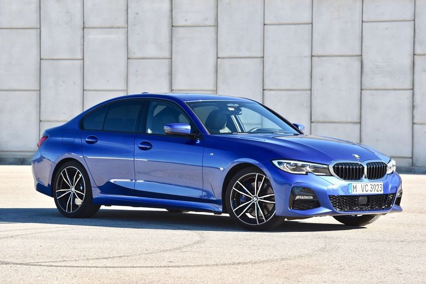 The new BMW 3-series is 55kg lighter, yet bigger with a leaner, sharper look. It has a large 12.3-inch HD-digital instrument cluster and 10.25-inch control display that can be operated via touch, iDrive controller, steering wheel buttons and gestures.