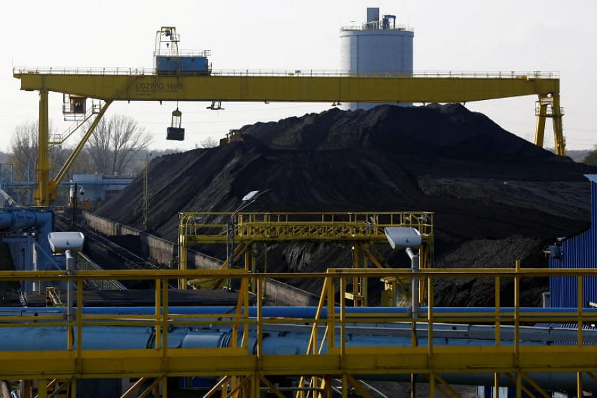 Coal bosses see a need to address climate risk, but say Poland must use thermal coal for electricity until it has a better option.