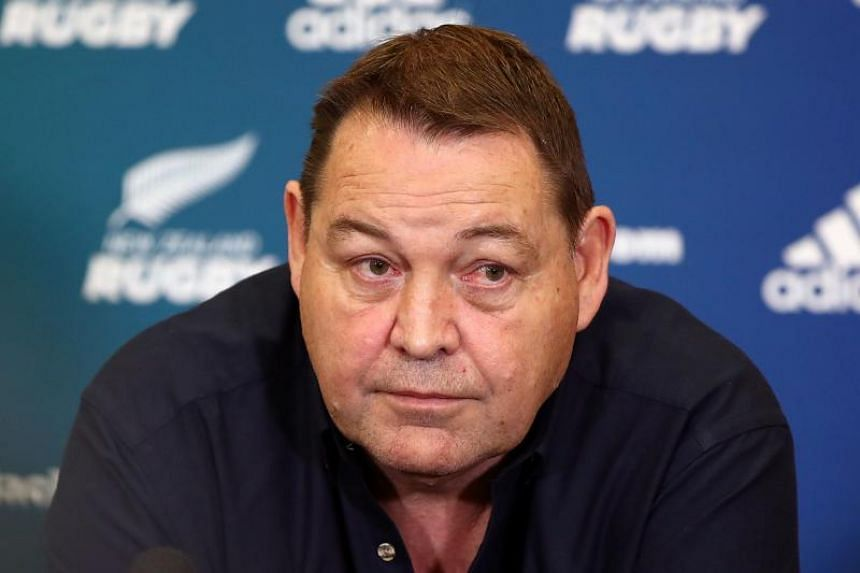 New Zealand head coach Steve Hansen to step down after World Cup