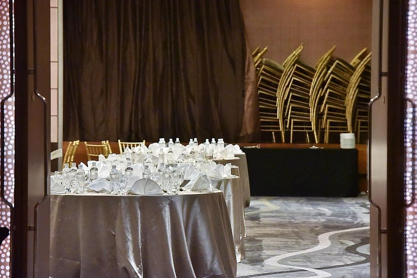 In the most recent outbreak, traced to a banquet kitchen at Mandarin Orchard Singapore hotel, 315 people developed gastroenteritis symptoms after attending five separate events held at the Grand Ballroom between Dec 1 and 3.