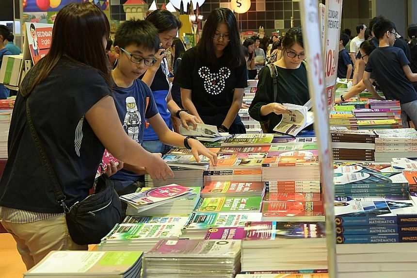 BookFest@Singapore is expected to draw more than half a million visitors.