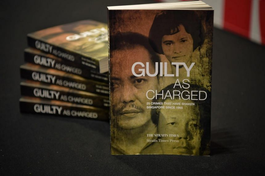 True-crime anthology Guilty As Charged won first prize in the English (adult) category at the annual Popular Readers' Choice Awards.