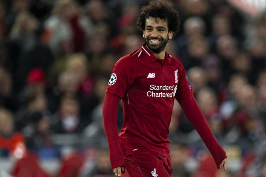 Liverpool and Egypt striker Mohamed Salah, who beat Medhi Benatia, Kalidou Koulibaly, Sadio Mane and Thomas Partey to the award, is just the second player after Jay-Jay Okocha to win it two years running.