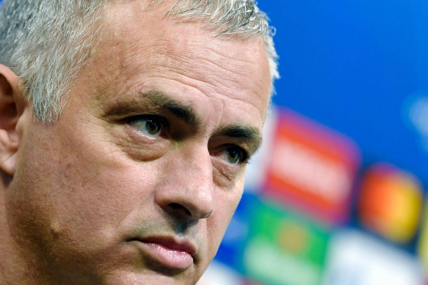 Mourinho (above) won the Europa League and FA Cup in his first season at Old Trafford but ended last season empty-handed.