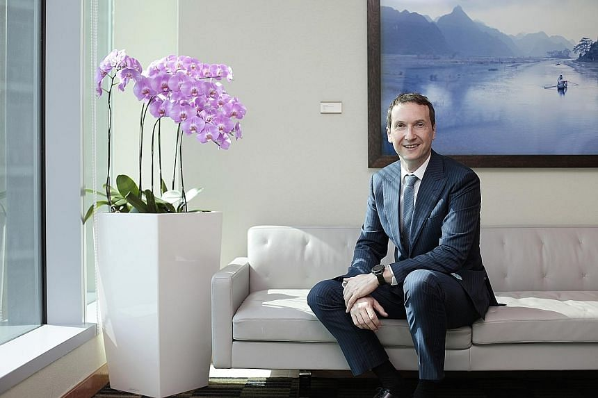 Mr James Blair, investment director, fixed income, at Capital Group advises investors to diversify their fixed income holdings - not just high income, but also hold high-grade bonds that will cushion their overall portfolios if equities suffer a sust
