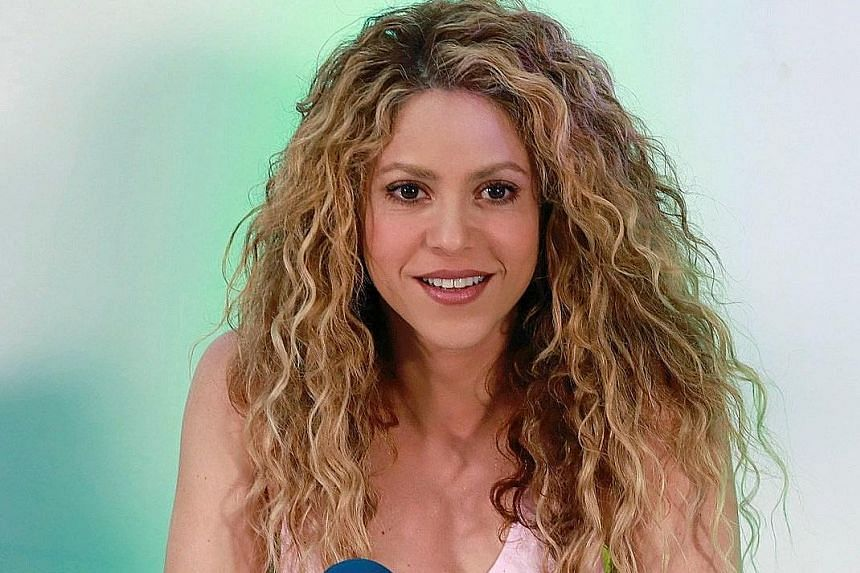 Colombian singer Shakira is accused of failing to pay €14.5 million from 2012 to 2014.