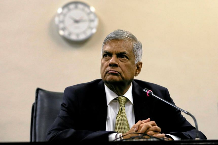 An official at the president's office has confirmed former Sri Lankan Prime Minister Ranil Wickremesinghe's oath taking.