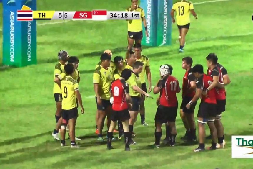 The national team upset the hosts 19-15 at the Bang-Bon Stadium in Bangkok on Dec 14, 2018, to win the title for the first time.