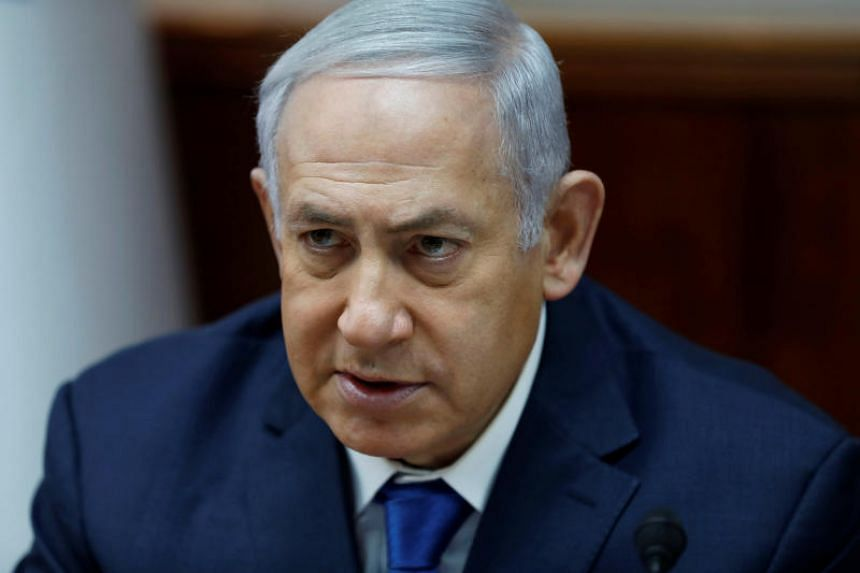 Israeli Prime Minister Benjamin Betanyahu's comments came after two soldiers were shot dead at a central West Bank bus station near a settlement on Dec 13.