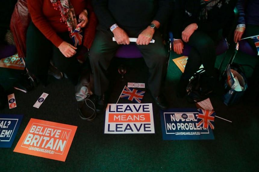 Britain's main opposition party has said it will do all it can to bring forward a vote on Prime Minister Theresa May's Brexit deal.