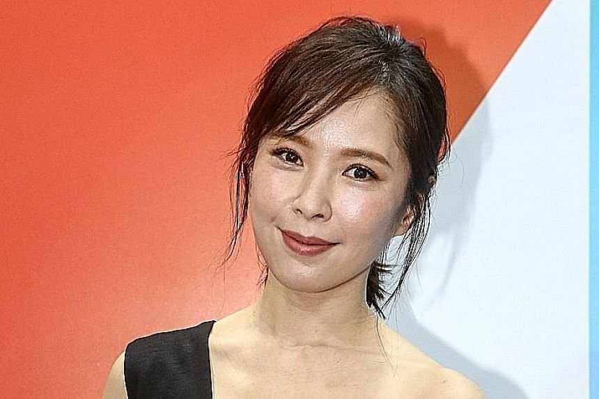 Actress Tien Hsin plays a top lawyer in Taiwan's first legal TV drama, Best Interest. Some of the cases in it are modelled after real-life news events.