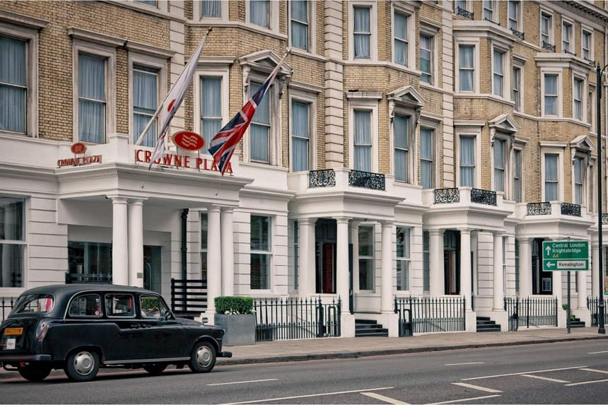The proceeds will go towards the full repayment of loans secured by Crowne Plaza London Kensington hotel and for the settlement of an inter-company loan owing from LC London to the company.