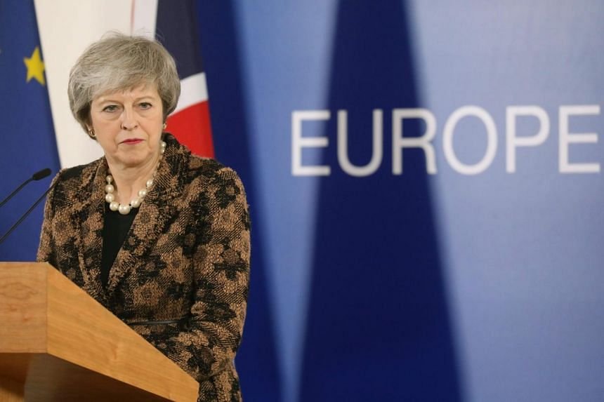 British Prime Minister Theresa May has faced calls for a second referendum but has argued that this would betray the 2016 result.