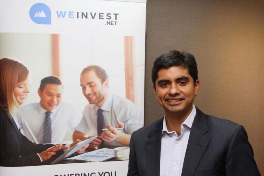 Mr Bhaskar Prabhakara - chief and co-founder of Singapore-based start-up WeInvest - explains in this Money Hacks podcast, how newbies and experienced investors can use robo-investing platforms.