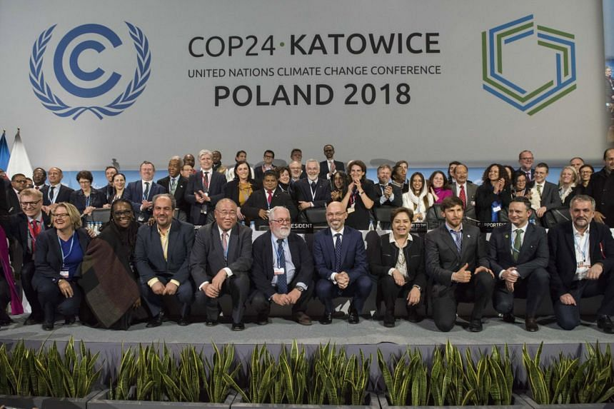 The 133-page Katowice Rulebook sets out a single system for countries to make emission cuts under national climate plans and how these plans can be regularly reported, measured, scrutinised and progressively ramped up.