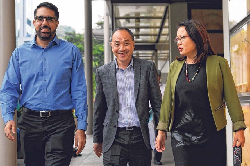 Mr Pritam Singh, along with former party chief Low Thia Khiang and chairman Sylvia Lim, are involved in multimillion-dollar civil lawsuits over how they ran their town council. The outcome of the 17 days of hearings in the High Court in October could
